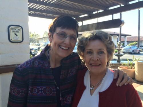 Nancy Telford Jackie Stone